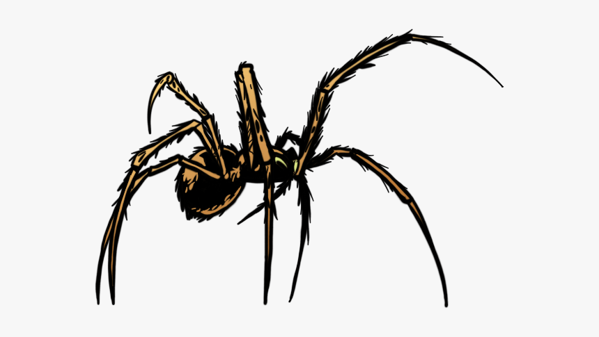 Paper Miniatures Giant Spider, HD Png Download, Free Download