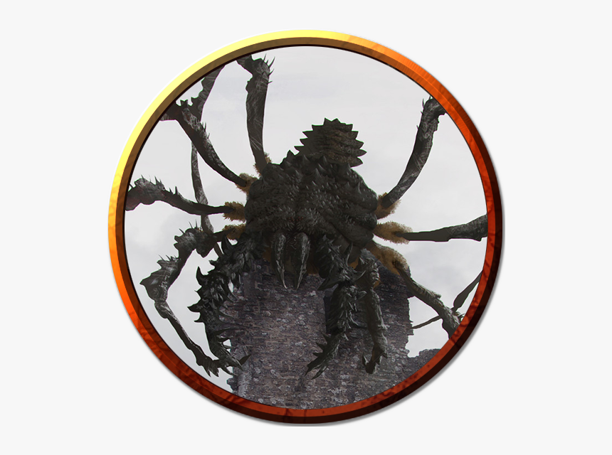 Giant Spider Token 5e, HD Png Download, Free Download