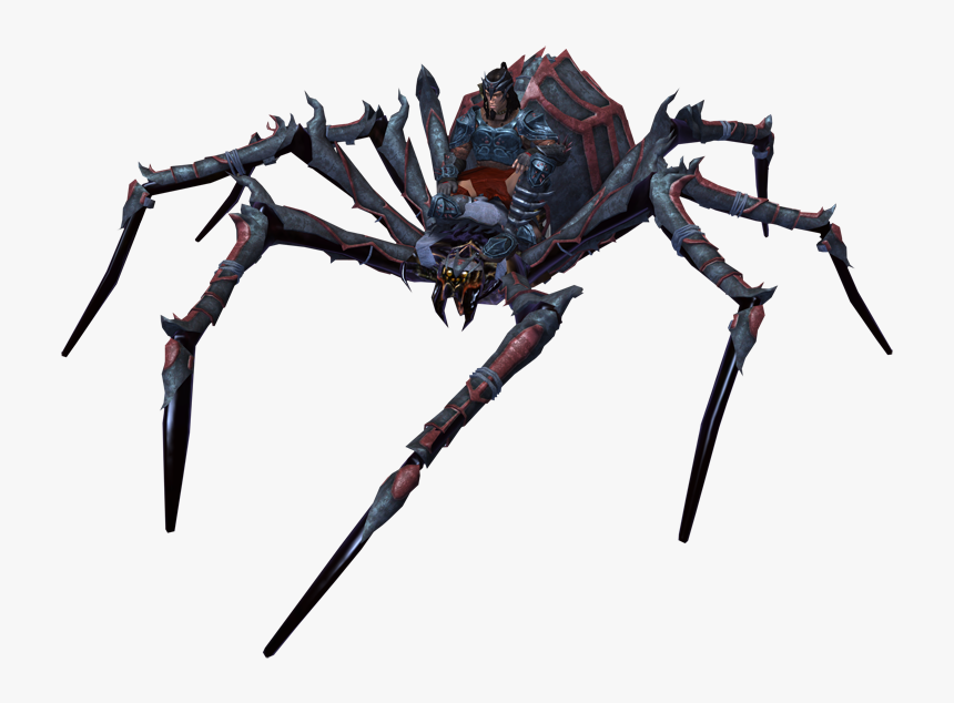 Age Of Conan Spider Mount, HD Png Download, Free Download