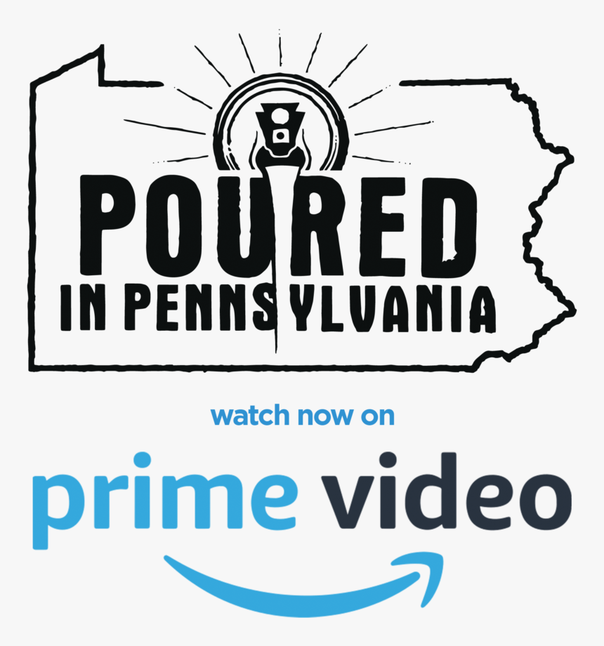 Poured In Pennsylvania  watch Now On Prime Video - Graphic Design, HD Png Download, Free Download