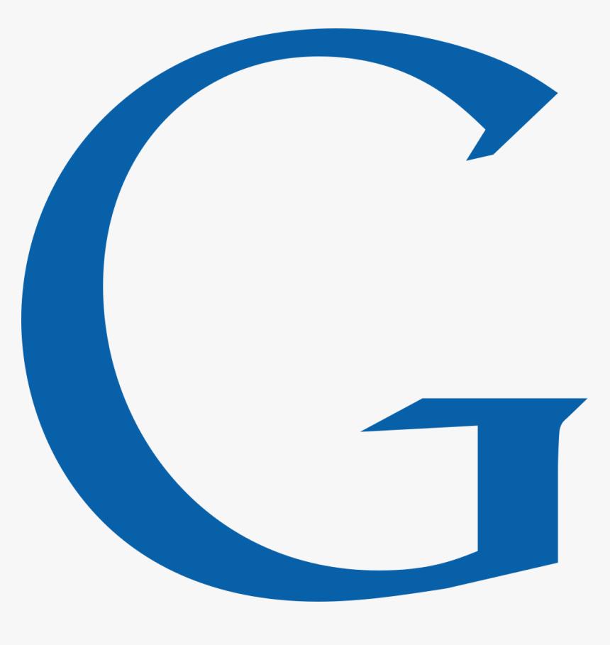 New Google Logo Png Transparent Background 2018 Edigital - Google Letter G Png, Png Download, Free Download