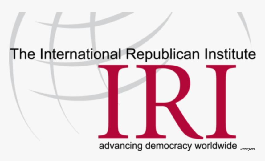 Logo Organization International Republican Institute - International Republican Institute Iri Transparente, HD Png Download, Free Download