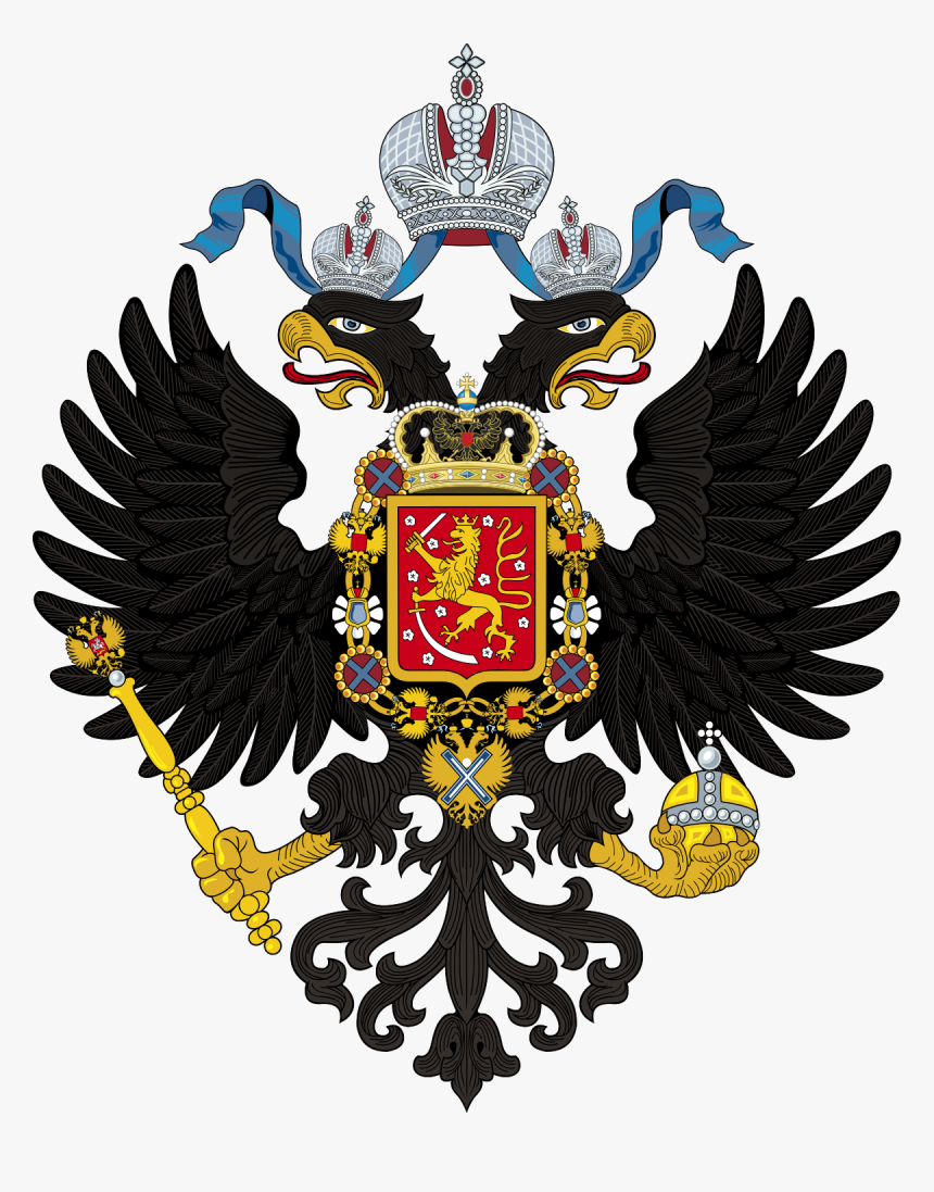 Grand Duchy Of Finland Coat Of Arms, HD Png Download, Free Download