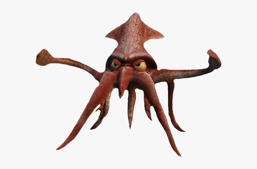 Cal - Octopus, HD Png Download, Free Download