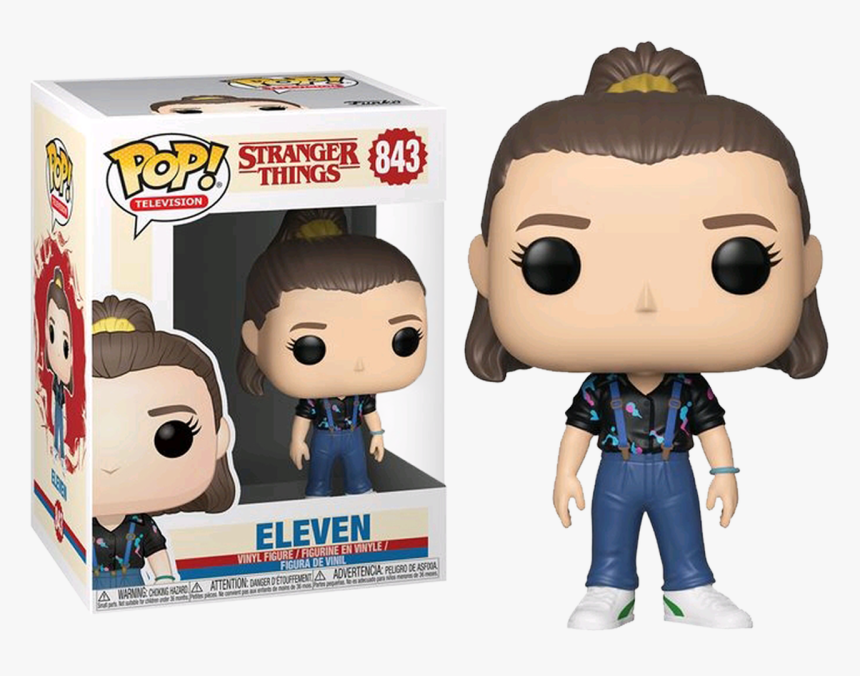 Stranger Things - Funko Pop Stranger Things Eleven, HD Png Download, Free Download
