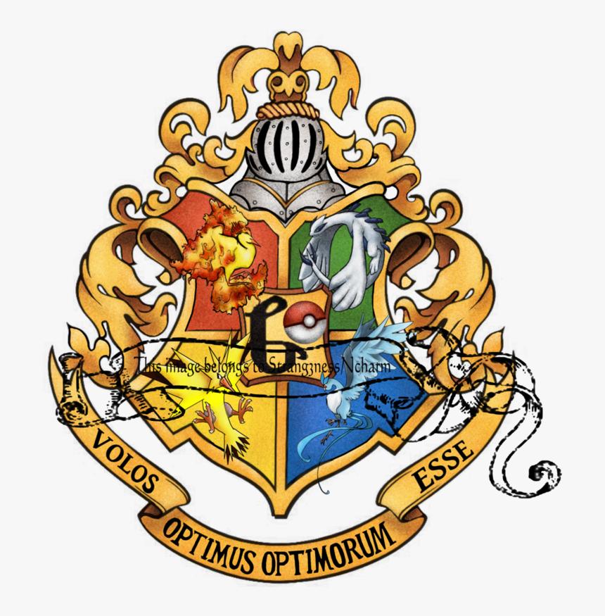 Harry Potter Clipart Hogwarts Crest Hogwarts Crest Transparent