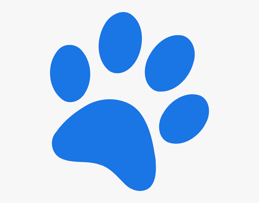 Blue Paw Print Blue Paw Print Png Transparent Png Kindpng 9 red print of kiss lips (png transparent). blue paw print png transparent png