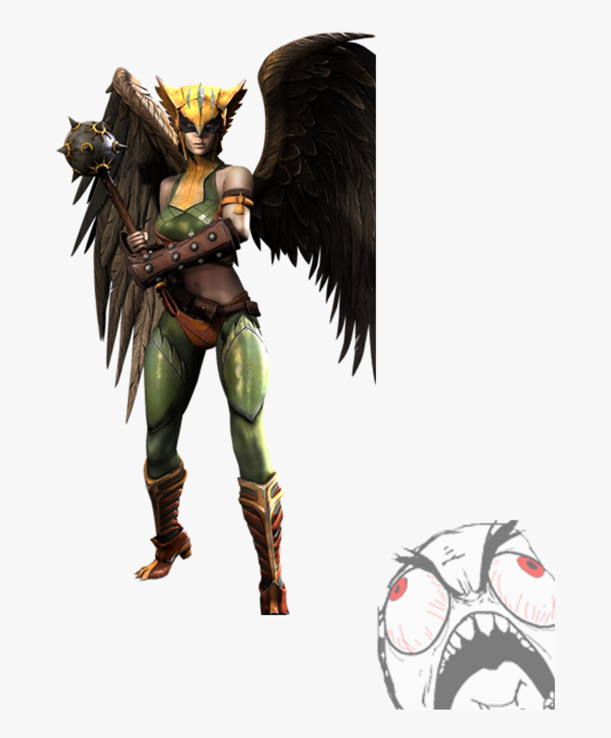 Injustice Gods Among Us Hawkgirl, HD Png Download, Free Download