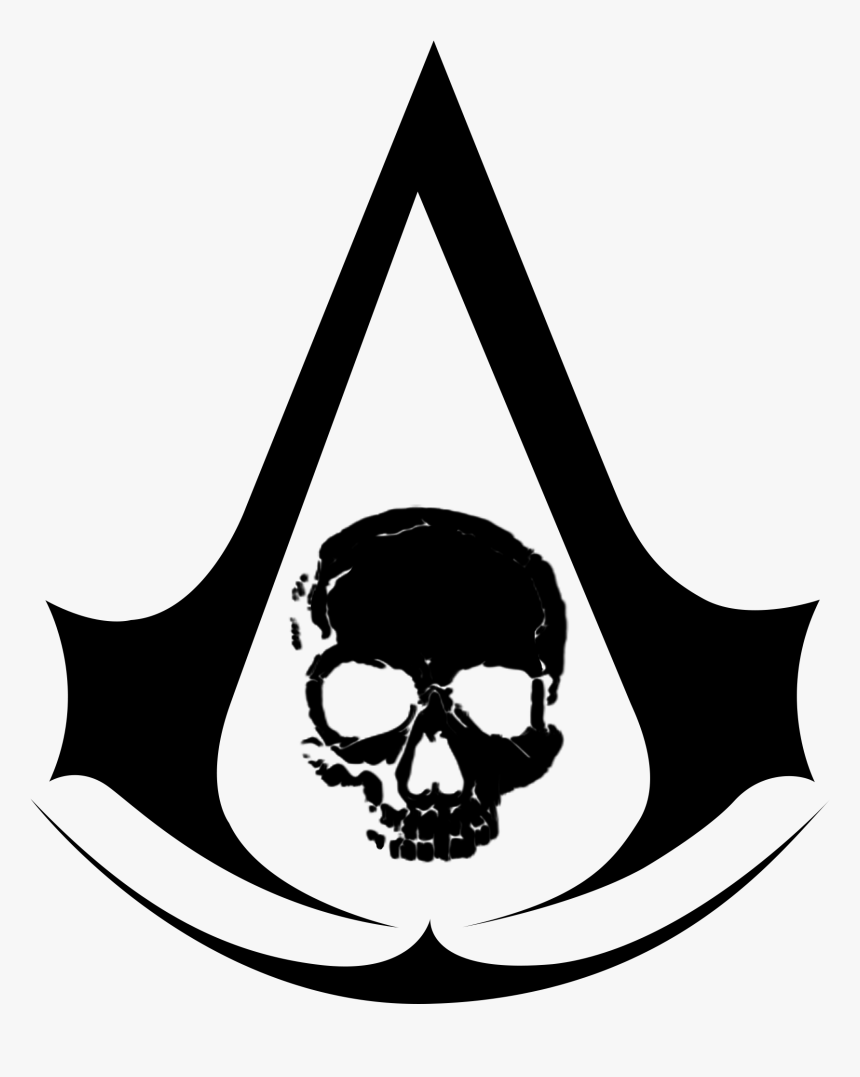 Assassin S Creed Black Flag Symbol Hd Png Download Kindpng