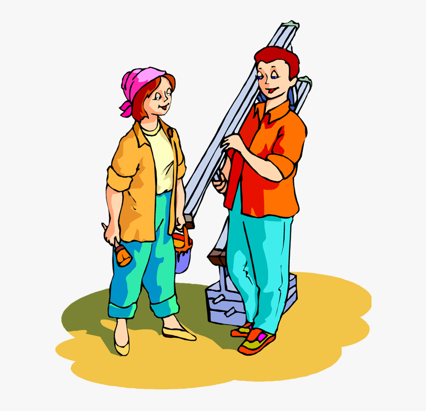 Respect Person Clipart - Excuse Me May I Pass Clipart, HD Png Download, Free Download
