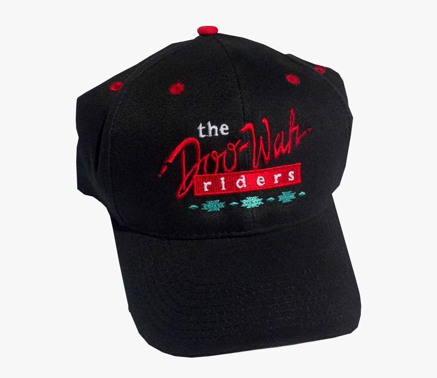 The Official Doo-wah Riders Black Baseball Cap - Baseball Cap, HD Png Download, Free Download