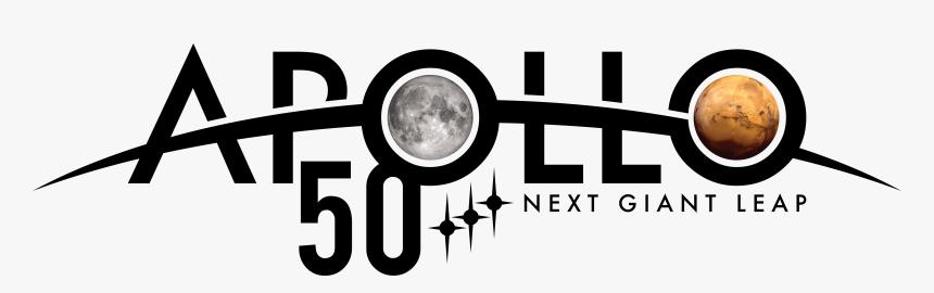 Apollo 50th Anniversary Logo, HD Png Download, Free Download