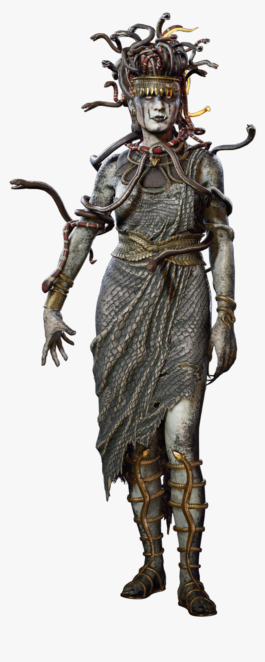 Acod Medusa Render Medusa Assassin S Creed Odyssey Hd Png