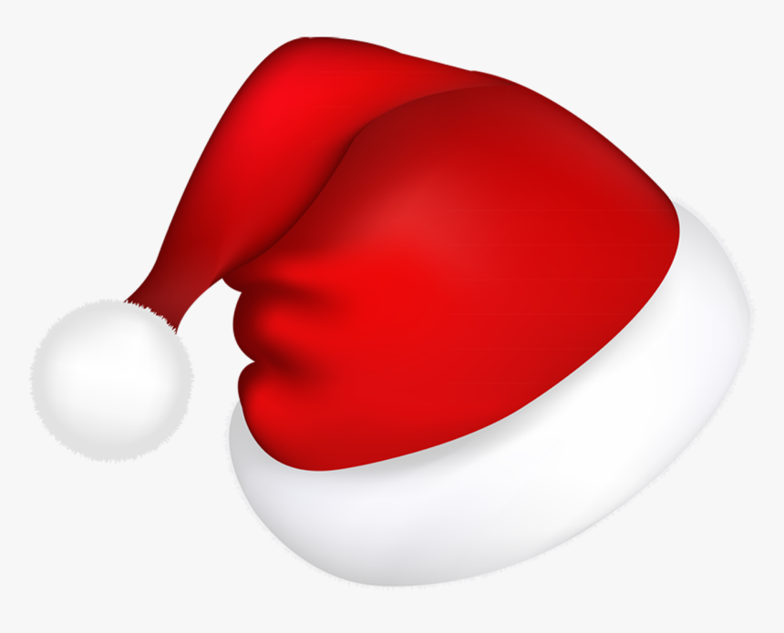 Santa Beard Clipart - Santa Claus Hat, HD Png Download, Free Download