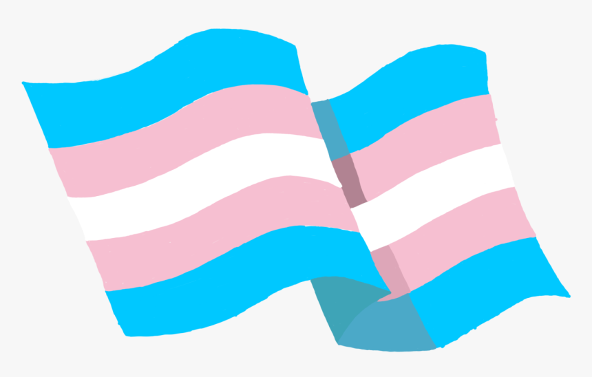 """Trans Flag """"  Class=""""img Responsive Owl First Image - Graphic Design, HD Png Download, Free Download"""