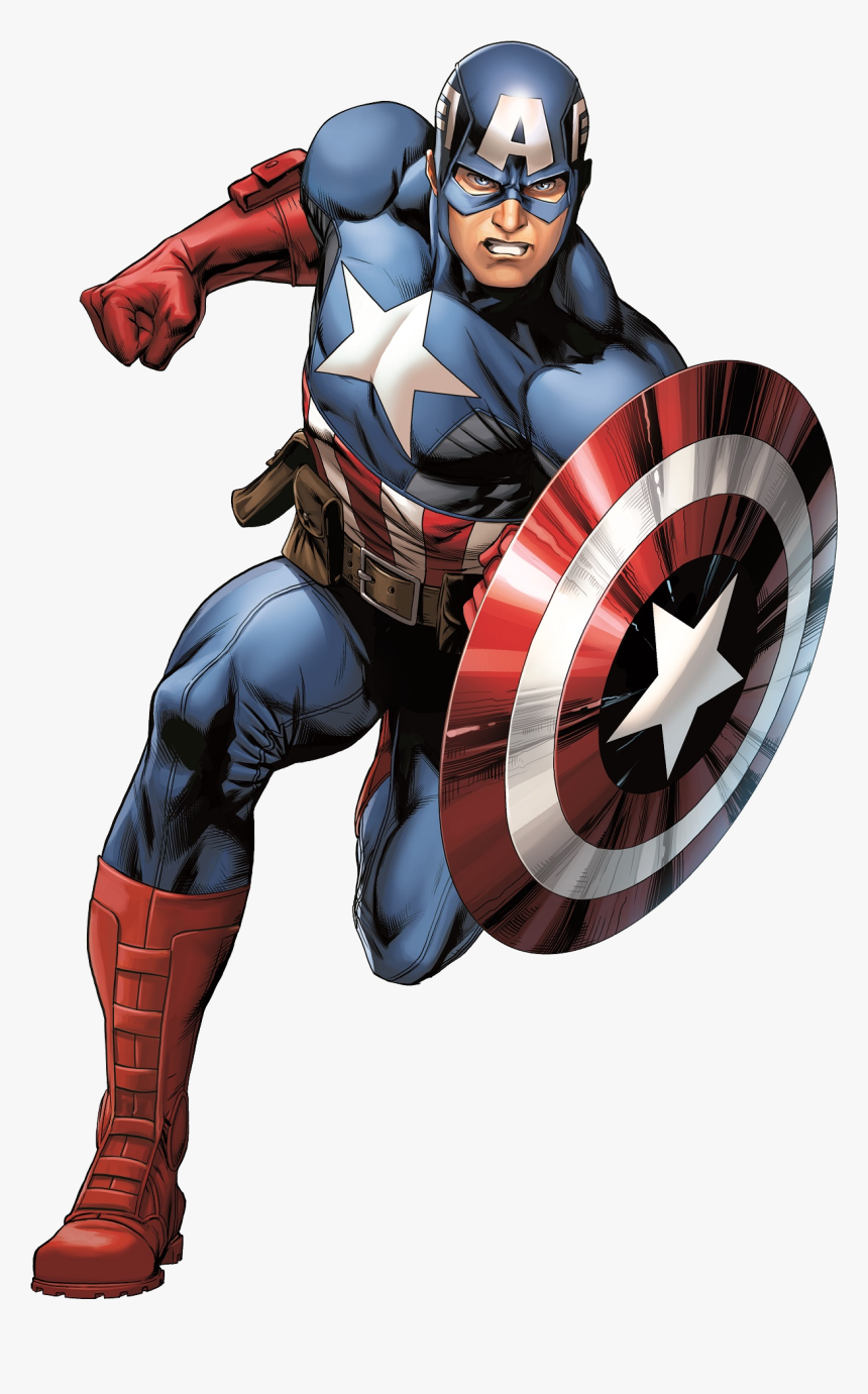 Captain America Clipart, HD Png Download, Free Download