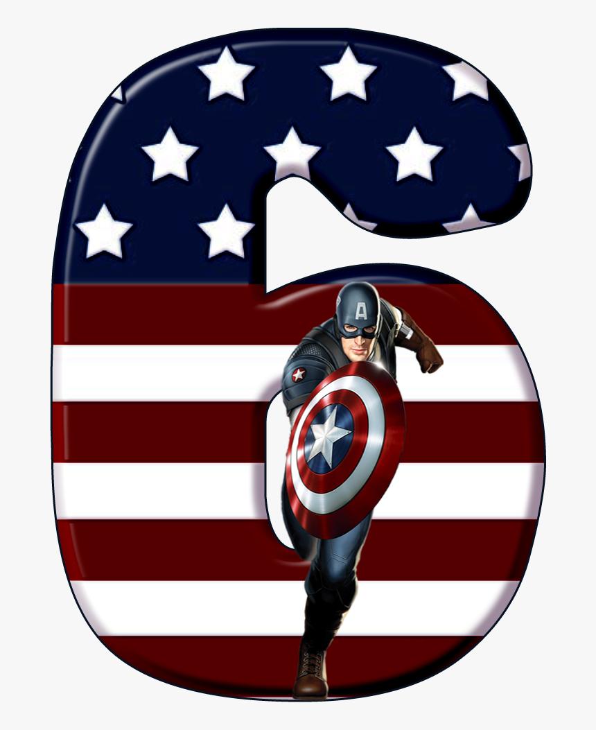 - - Alfabeto - Capitão America 5 - Png - Capitão America Png, Transparent Png, Free Download