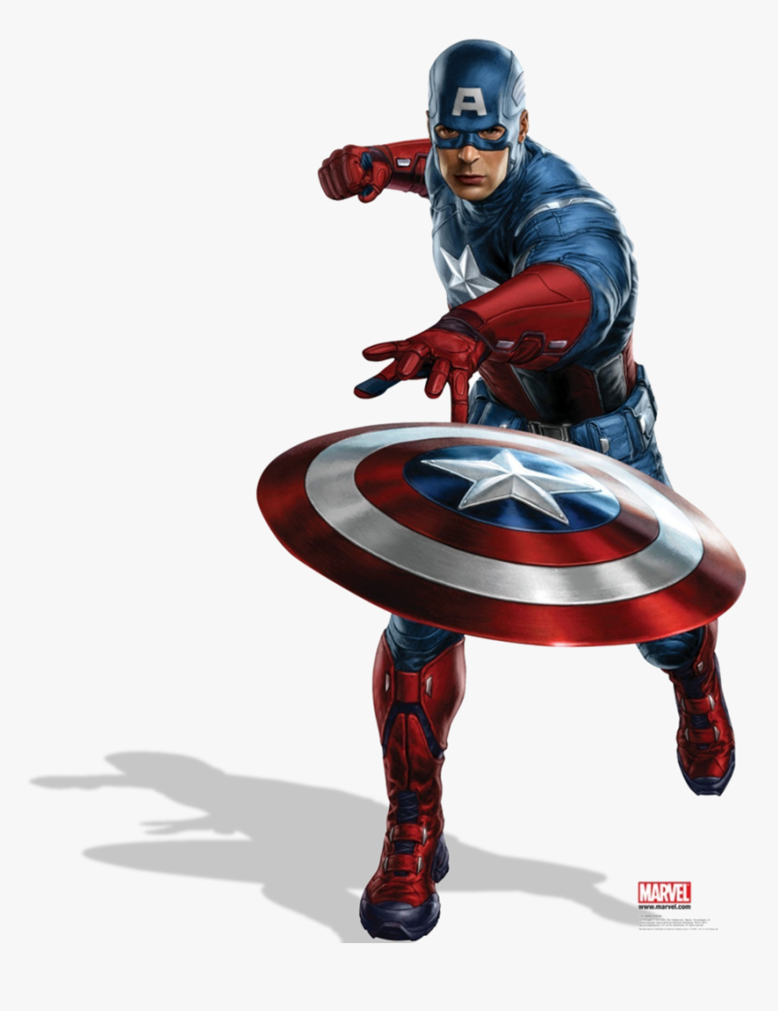Avengers Marvel Captain America, HD Png Download, Free Download