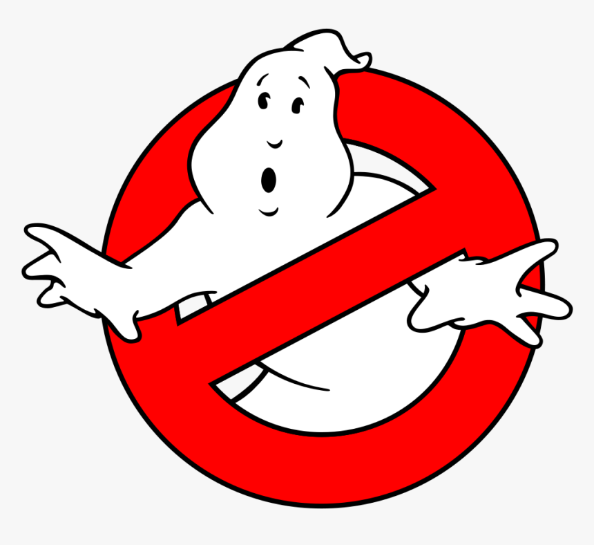 Ghostbusters Logo - Ghostbusters Sticker, HD Png Download, Free Download