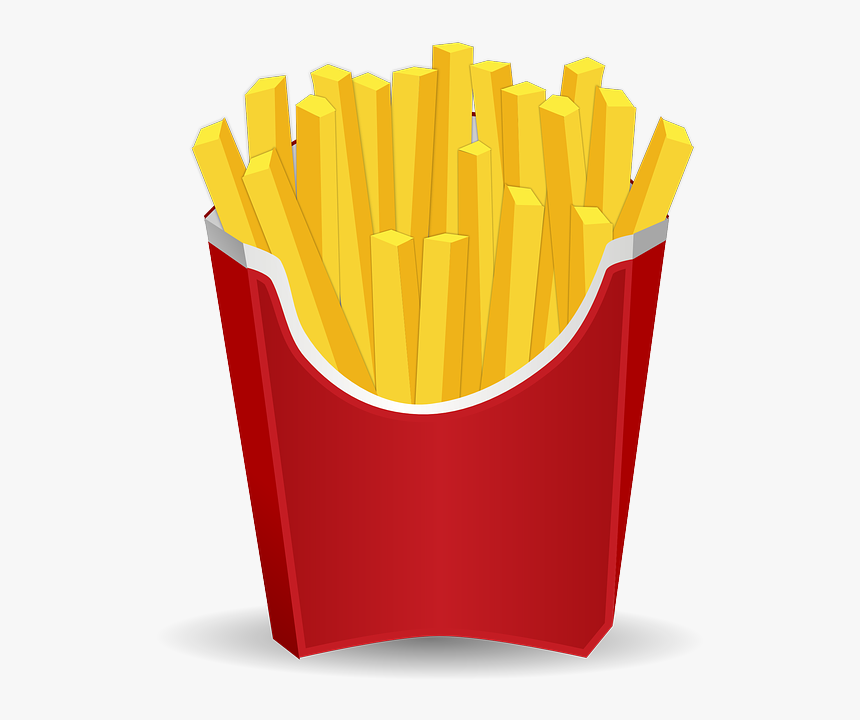 French Fries Clipart, HD Png Download, Free Download