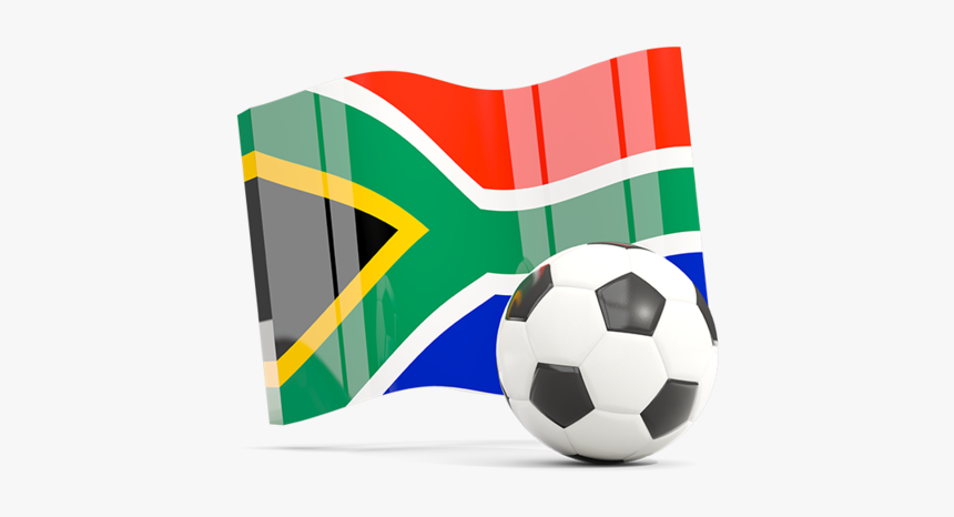 Soccerball With Waving Flag - Soccer Ball With Egypt Flag Png, Transparent Png, Free Download