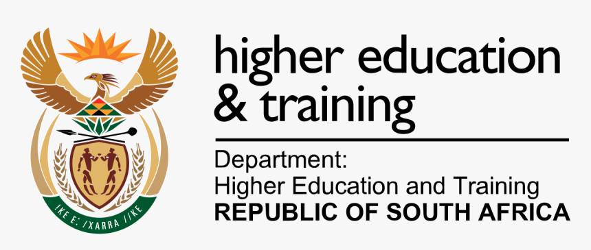 Coat Of Arms South Africa , Png Download - Higher Education And Training, Transparent Png, Free Download
