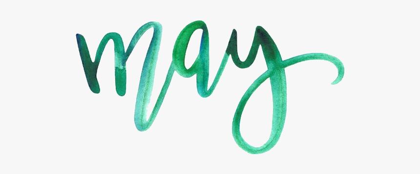 may #calendar #month #png #qoute #art #japan #people - Calligraphy,  Transparent Png - kindpng