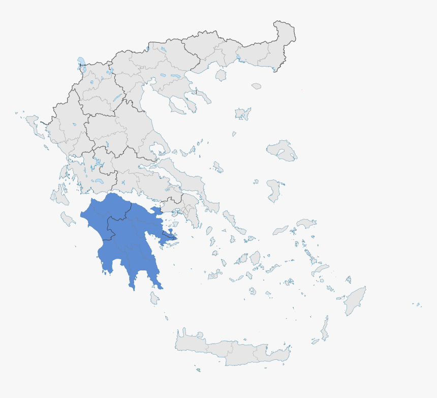 Many State In Greece, HD Png Download, Free Download