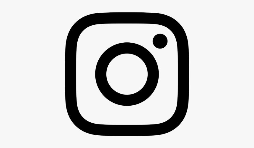 Transparent Background Black Instagram Logo Hd Png Download Kindpng