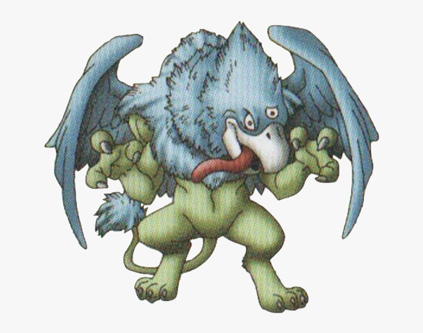 Dragon Quest Grim Gryphon, HD Png Download, Free Download