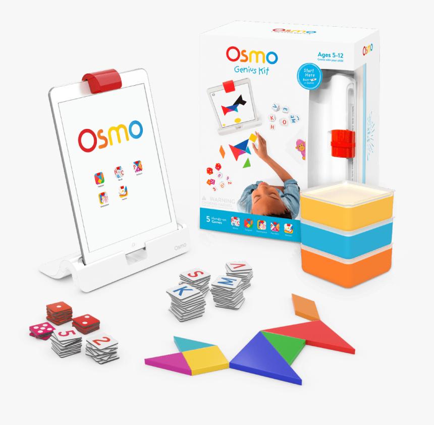 Genius Starter Kit - Osmo Ipad, HD Png Download, Free Download
