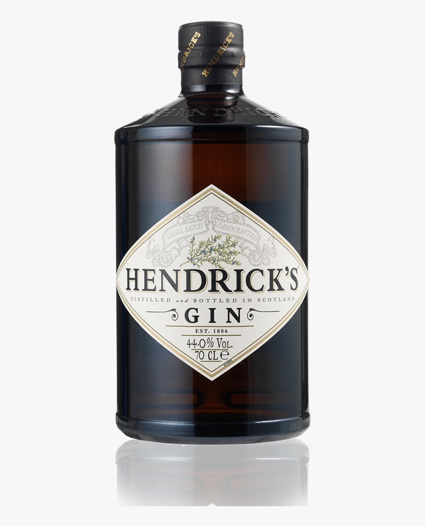 Hendricks Gin Delivery London - Hendricks Gin, HD Png Download, Free Download