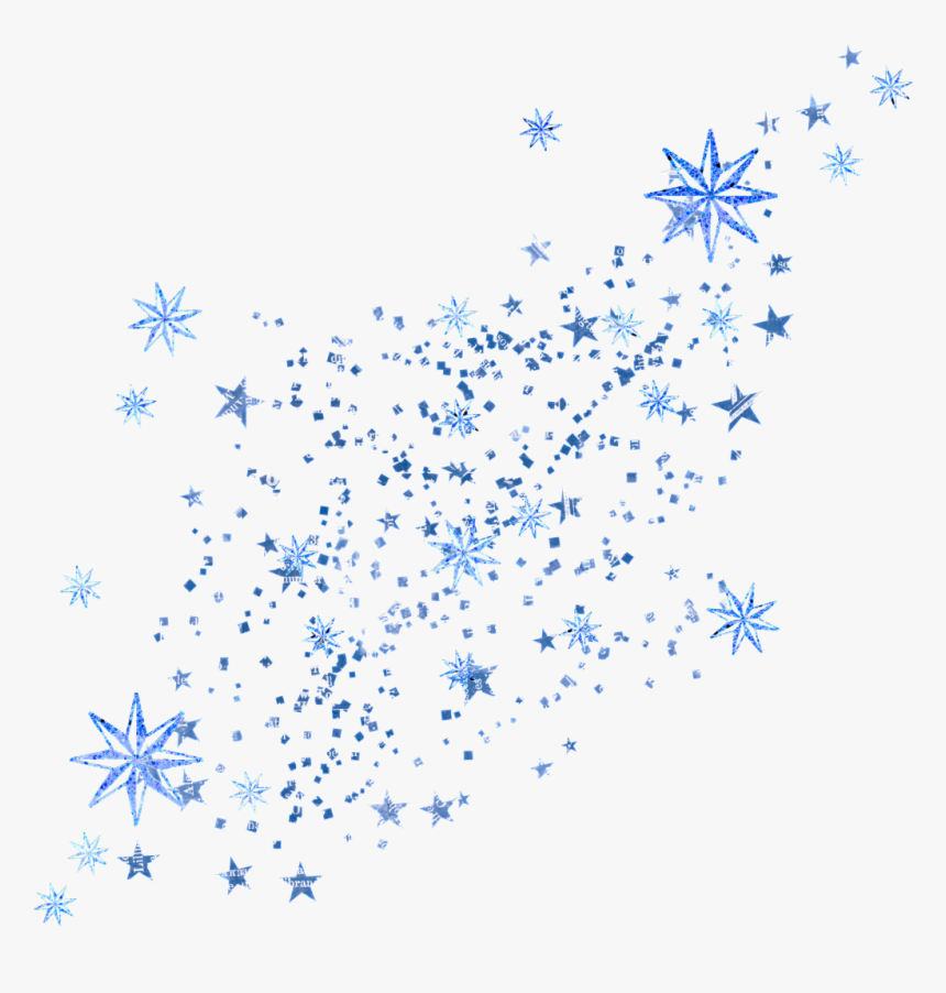 Animation Clip Art - Falling Stars Transparent Animated, HD Png Download, Free Download