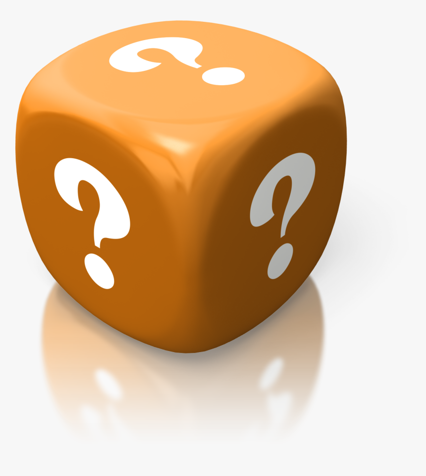 Dice Png -what Does The Wind Blow - Animated Question Mark Images Png, Transparent Png, Free Download