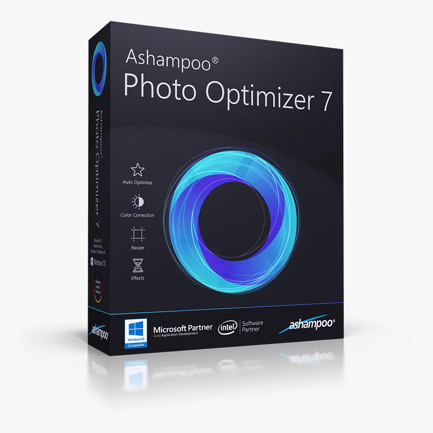 Ashampoo Photo Optimizer 7, HD Png Download, Free Download