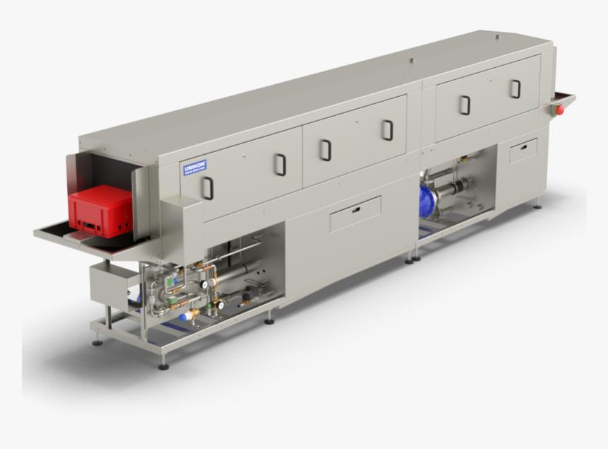 Industrial Crate Washing Machine - Circuit Breaker, HD Png Download, Free Download