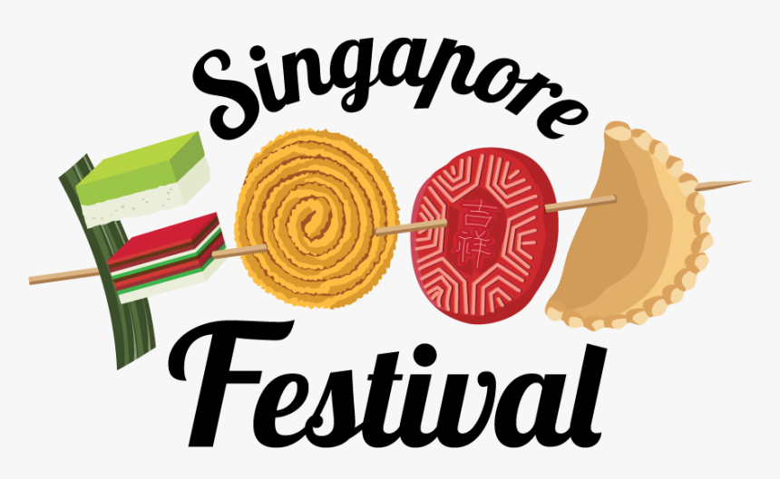 Pasta Clipart Feast Food - Singapore Street Food Festival, HD Png Download, Free Download