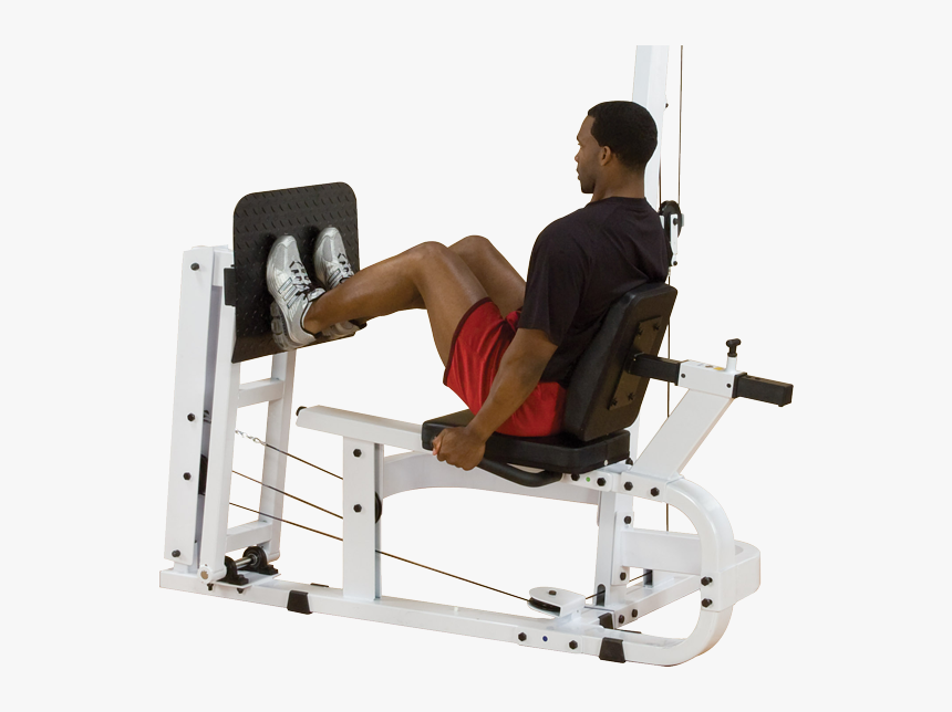 Body Solid Home Gym Leg Press, HD Png Download, Free Download