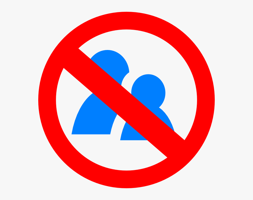 No Talking Icon Png, Transparent Png, Free Download