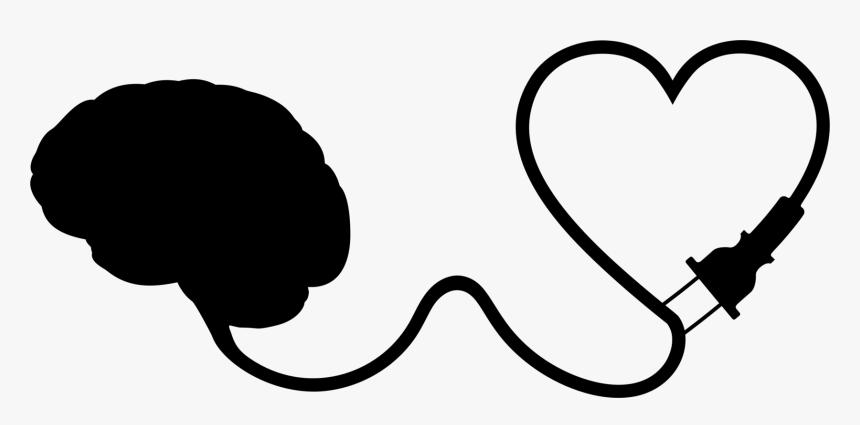 Transparent Brain Silhouette Png - Cerebro Silueta Png, Png Download, Free Download
