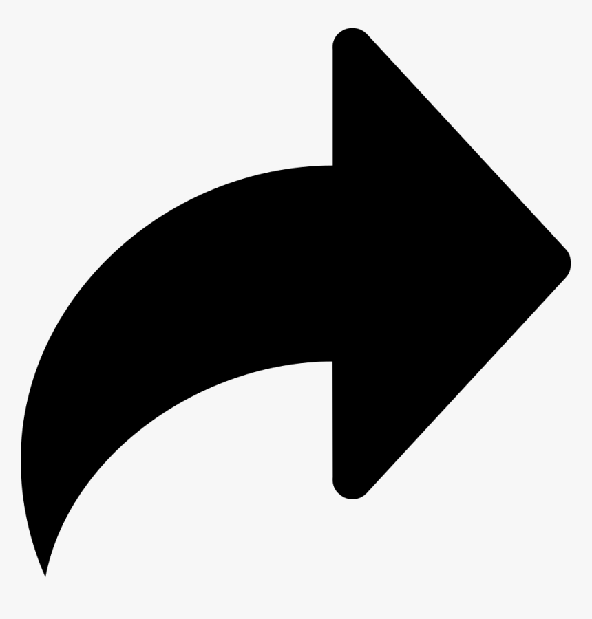 Arrow Share [conversion] - Arrow Share Icon Png, Transparent Png, Free Download