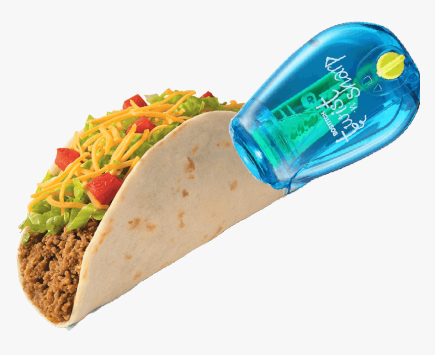 Soft Shell Taco Png, Transparent Png, Free Download
