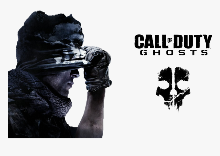 Call Of Duty Ghosts Png, Transparent Png, Free Download