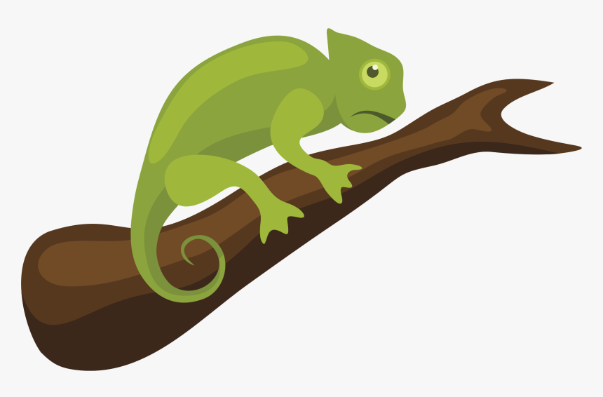 Chameleon Clipart, HD Png Download, Free Download