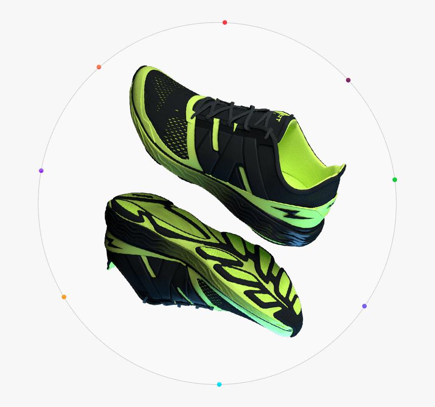 Running Shoe, HD Png Download, Free Download