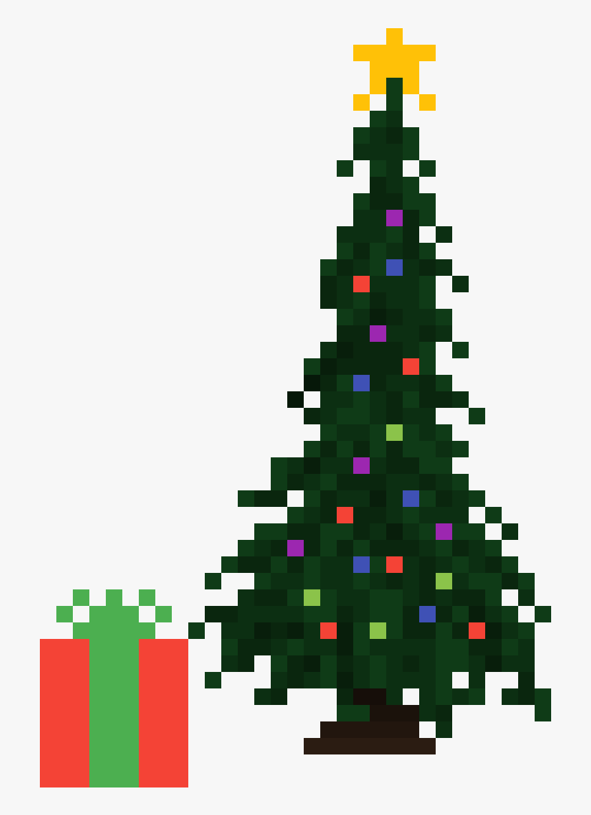 Best Of Pixel Art Tree @KoolGadgetz.com