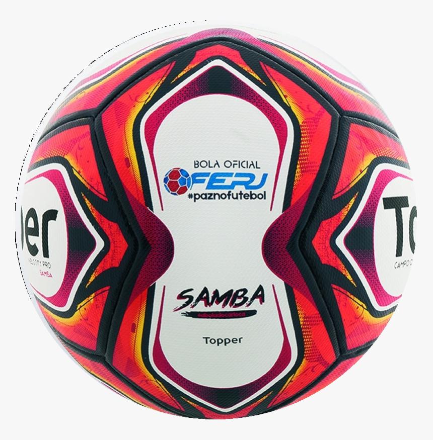 Topper Samba - Bola Campeonato Carioca 2018, HD Png Download, Free Download