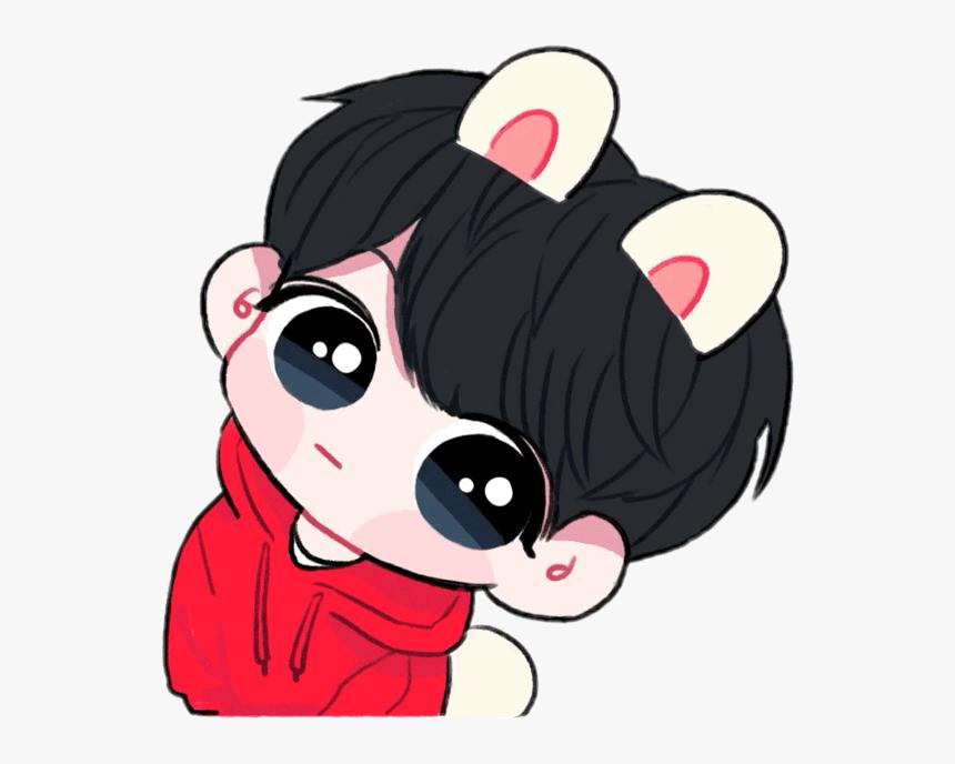 423 4237778 stickers bts chibi belleza jungkook fanart cute hd