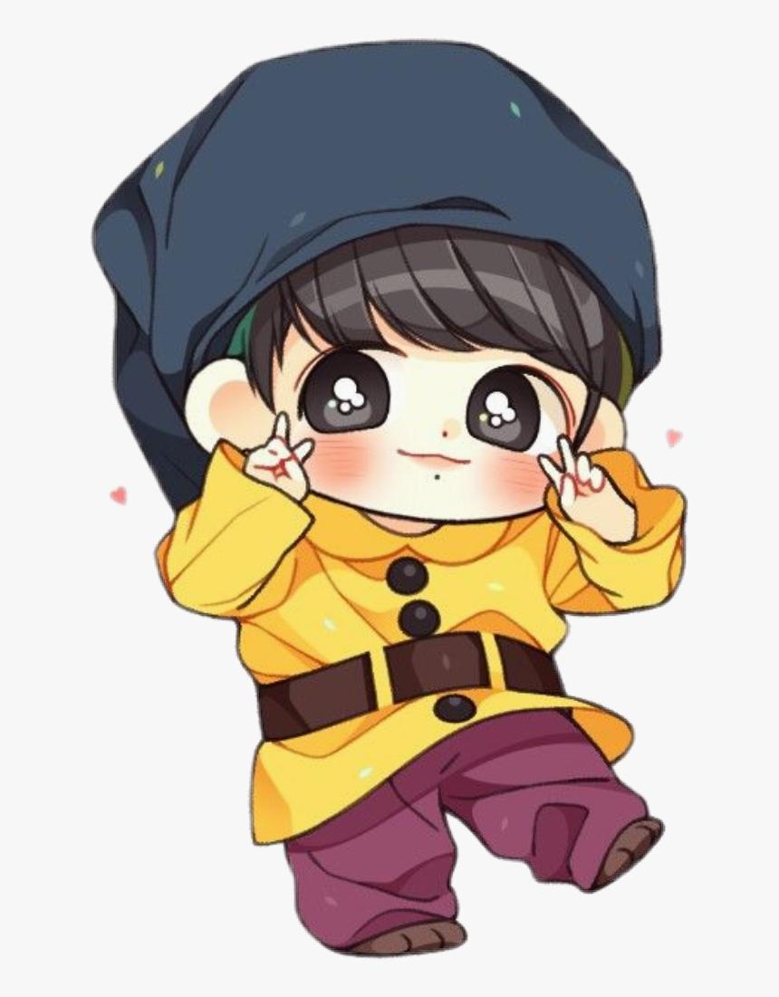 423 4237899 freetoedit bts chibi jungkook bts chibi cute jungkook