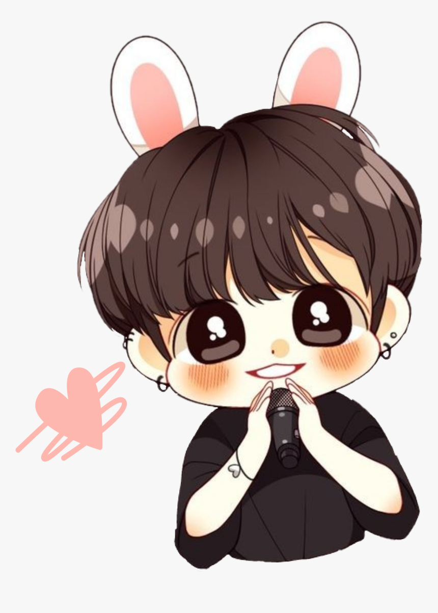 423 4237916 bts jungkook cute chibi btsjungkook png bts jung